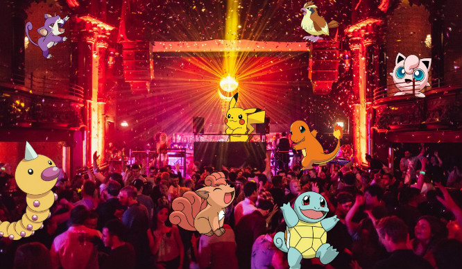 The Ultimate Pokemon Party Is Happening In London This Weekend!
