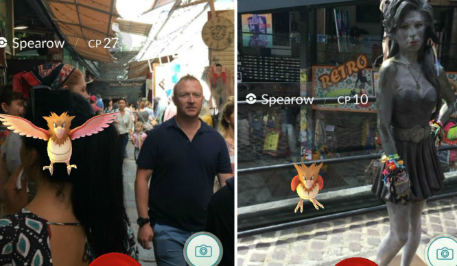 16 Things We Learned Playing Pokemon GO Around Camden Market