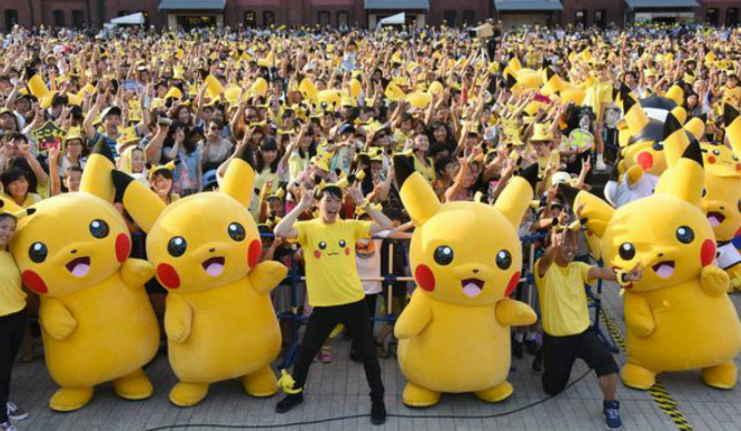 There's A Pokemon GO Pub Crawl Happening In London