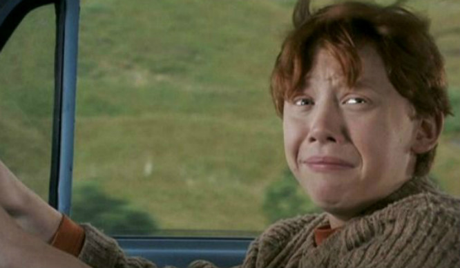 23 Struggles Of Riding The Tube In Summer (As Told By The Hogwarts Gang)