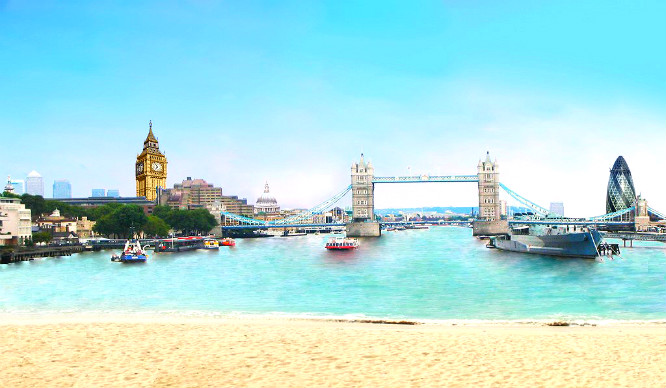 Time To Escape! 7 Exotic Spots For Your London Staycation