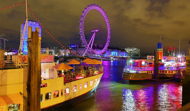 All Aboard! An Open Air Cinema Boat Is Coming To London