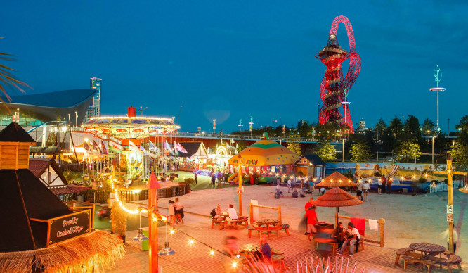 Sun, Sand and… London?! Beach East Opens This Weekend