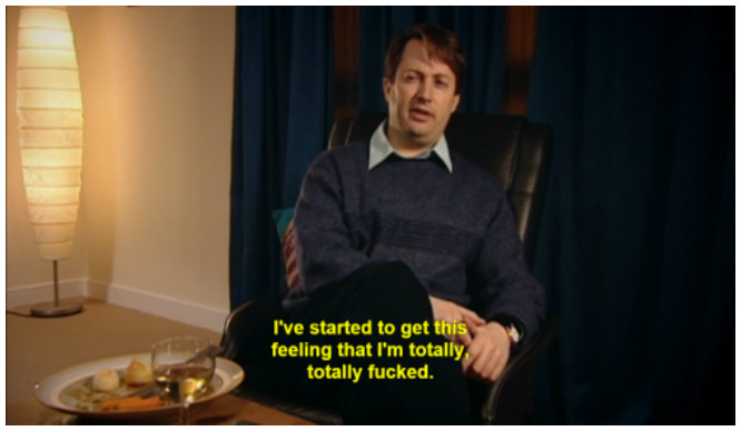 18 Times Peep Show Perfectly Summed Up Life In London