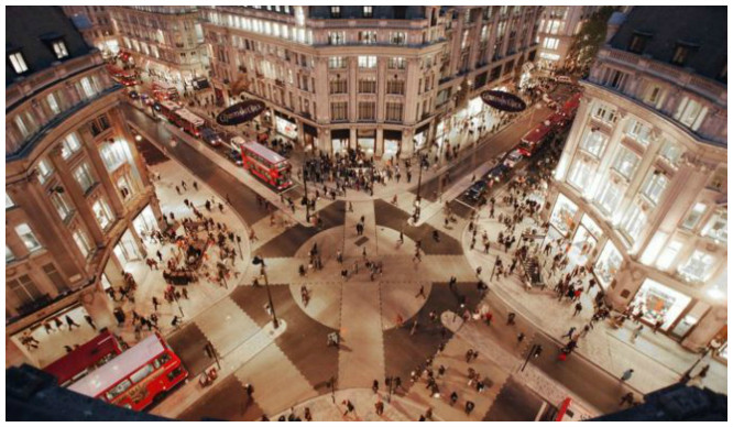 Oxford Street Could Be Pedestrianised By 2020