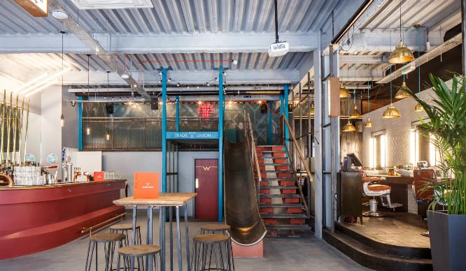 Yaaaaaaas! This New East London Bar Has Installed An Adult-Only Slide
