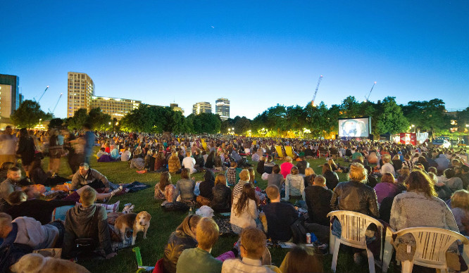 Free Outdoor Cinema Screenings Come To South London This Month