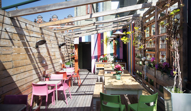 Big Chill House Bring A Sun-Soaked Bottomless Sunday Brunch To London