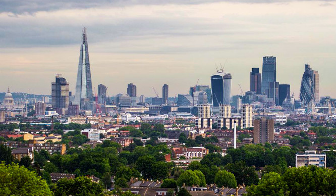 9 Secret(ish) Places To See London's Breathtaking Skyline