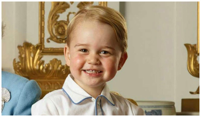 7 Stages Of London's Reaction To The Heatwave (As Told By Prince George)