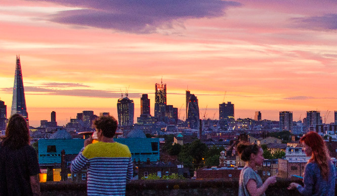 8 Top Summer Hangouts In London Made Even Better With The Huggle App