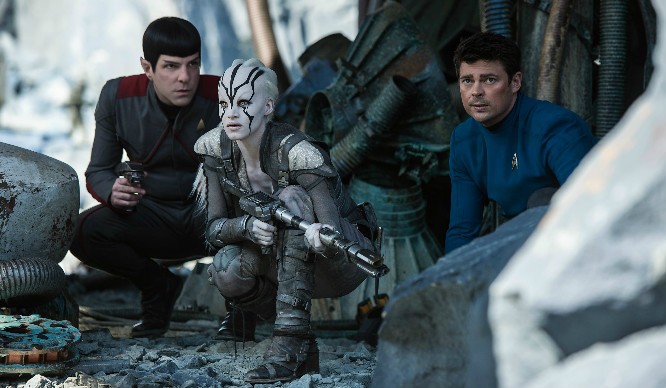 Win Tickets To The UK Premiere Of Star Trek Beyond In London