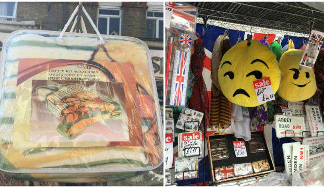 19 Simply Stunning Items You Only Find At London Street Markets