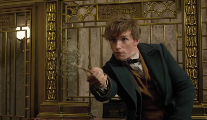 Warner Bros Studios Are Putting On A Special Screening Of Fantastic Beasts And Where To Find Them