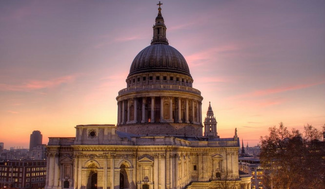 Visit St Paul's Cathedral After Hours!