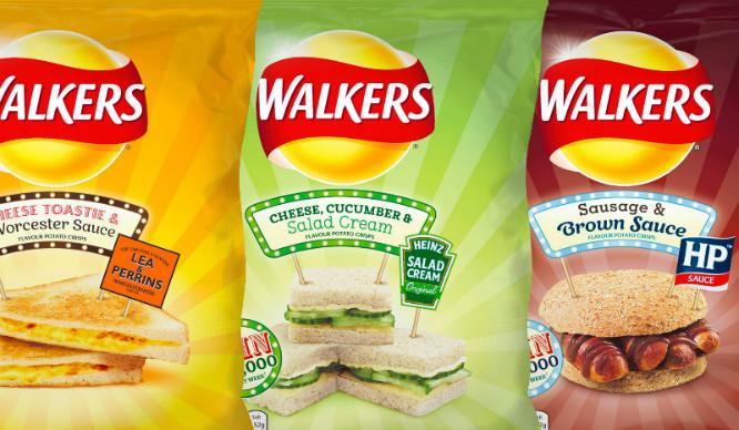 Walkers Are Opening A Secret Pop-Up Crisp Sarnie Cafe In London!