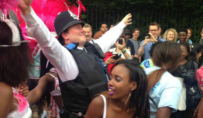 7 Types Of People You'll Definitely See At Notting Hill Carnival This Year