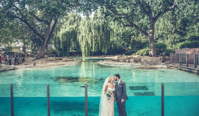 4 Magical Places You Can Actually Get Married In London