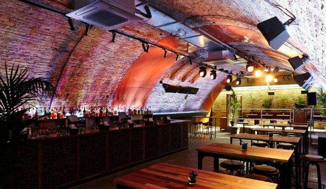 5 Bars Tucked Away Beneath The Vaults And Archways Of London