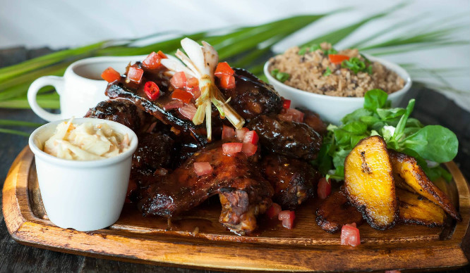 5 Places For Finger-Lickin' Jerk Chicken In London