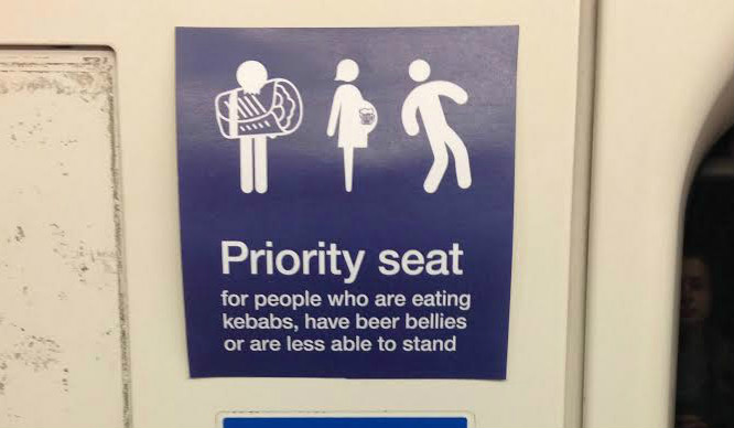 These Spoof Signs For London's Night Tube Are Brilliant!
