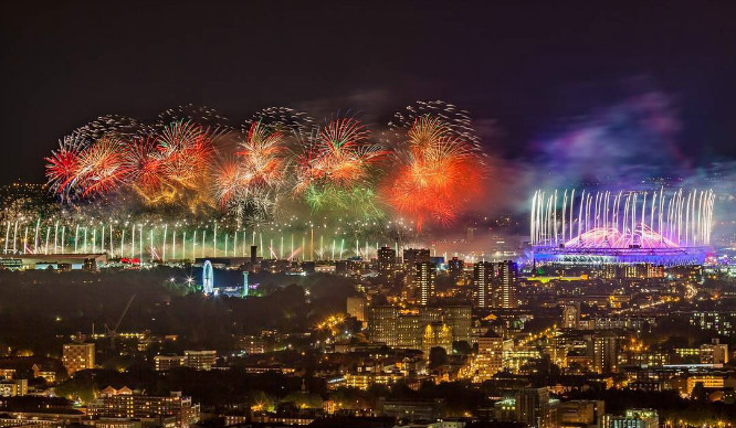 Sadiq Khan Wants London To Throw An Olympic Victory Parade!
