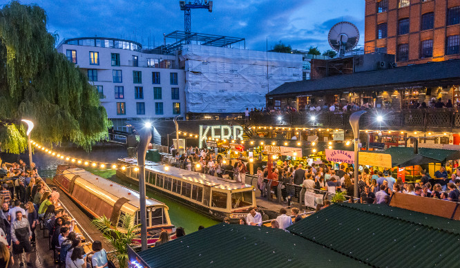 KERB Are Throwing A Mega Street Food Party For Their Fourth Birthday