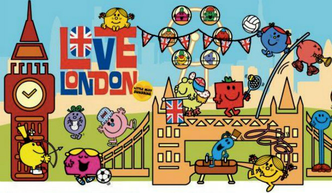 A Mr Men Museum Is Coming To London's South Bank!