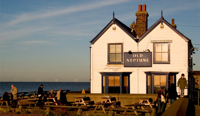 7 Lovely Country Pubs To Visit Both In And Around London
