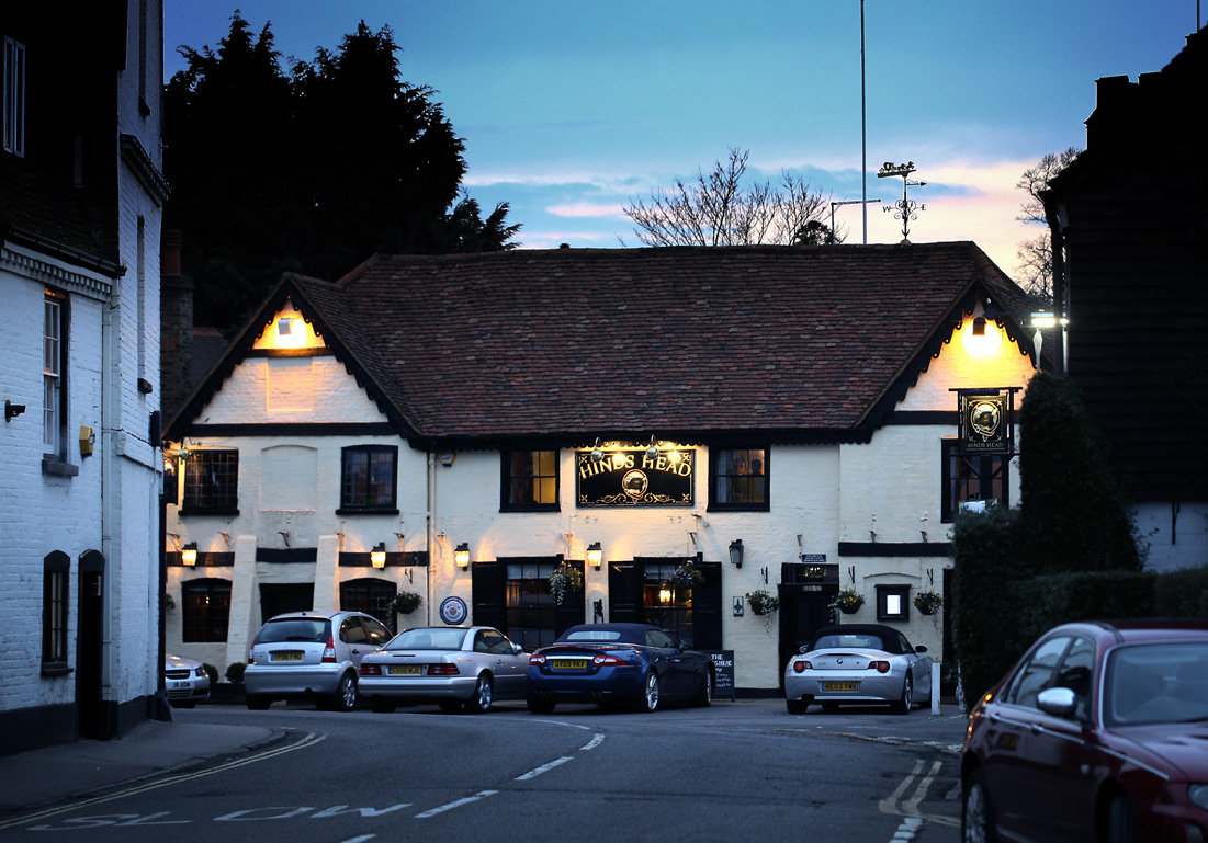 country-pubs-london