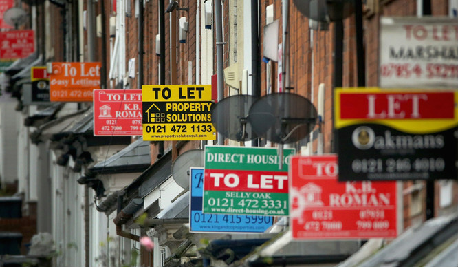 London Rent Prices Have Dropped, But It's Not All Good News…