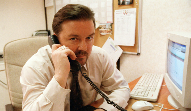 14 Stages Of A Weekend In London As Told By David Brent