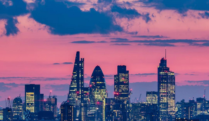 London Is No Longer The World's Most Expensive City To Live In
