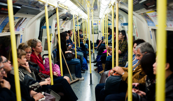 This Is The Dirtiest Tube Line On London's Underground…