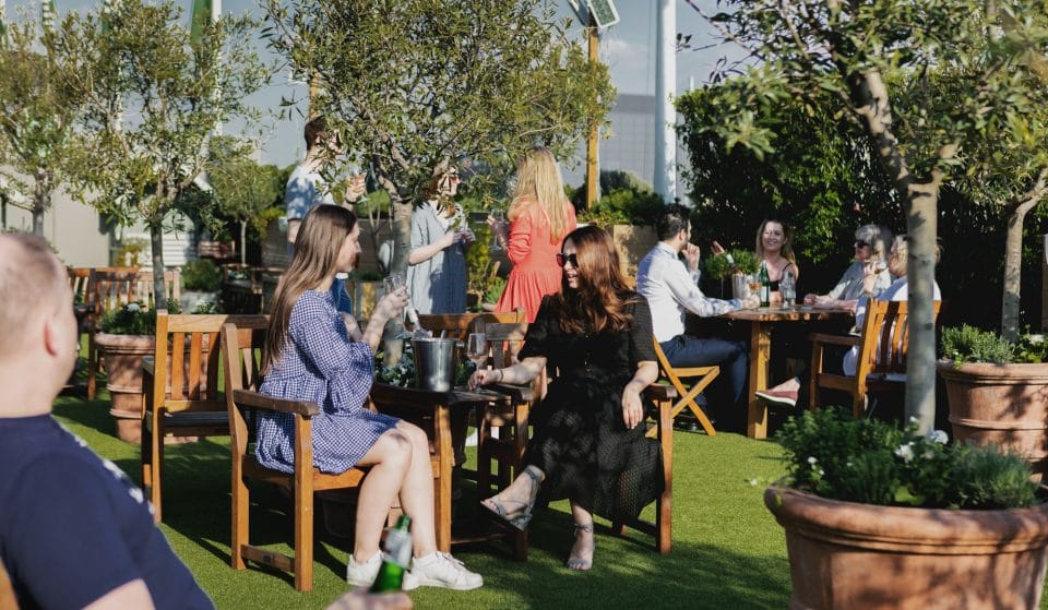The Oxford Street Rooftop Garden With Cocktails, Concerts And Fried Chicken • John Lewis' Gardening Society