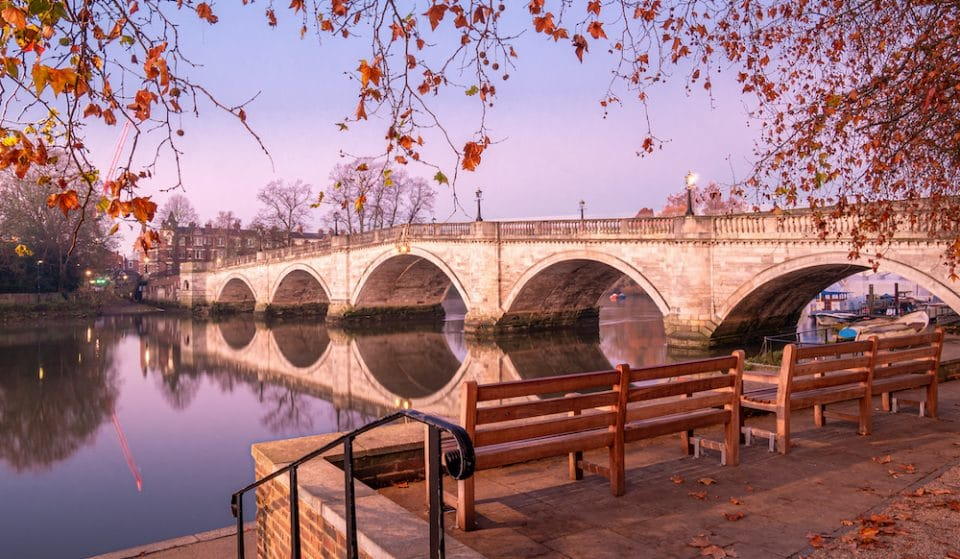 Richmond Upon Thames Ranks As London's Happiest Place To Live For Sixth Year In A Row