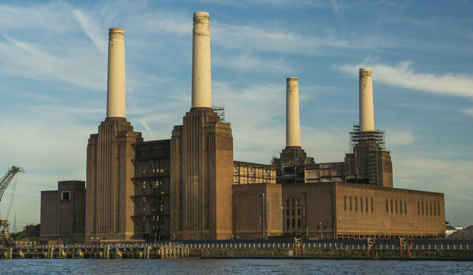 Apple Are Moving To Battersea Power Station!