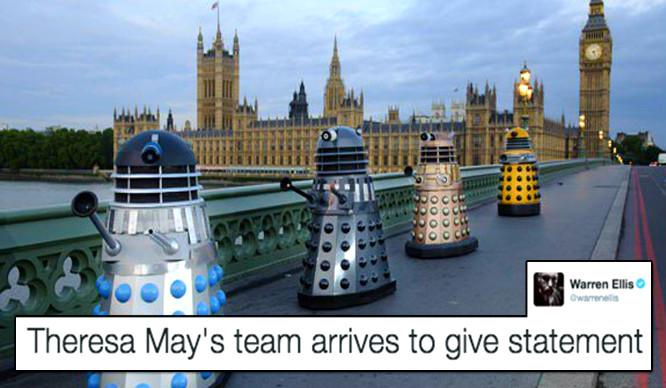 19 Tweets Guaranteed To Make Londoners LOL