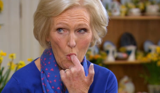 20 Times We Needed Mary Berry's Sass In Our London Lives