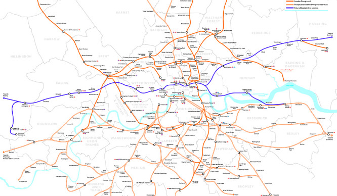TfL 'Takeover' Will Change The London Tube Map As We Know It