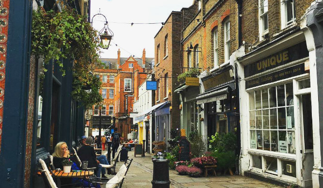 11 Delightful Reasons Why Londoners Need To Get Lost In Hampstead