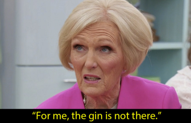 gin more
