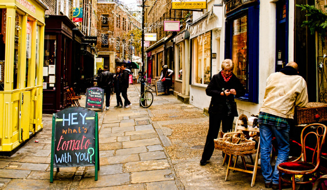 5 Dreamy London Street Markets You Need To Stroll Down This Autumn