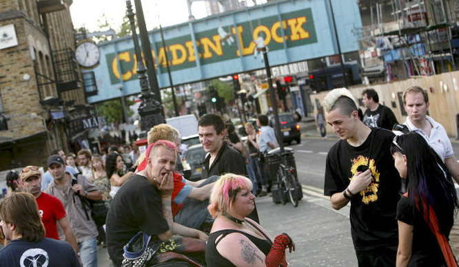 10 Types Of People You'll Definitely See In Camden