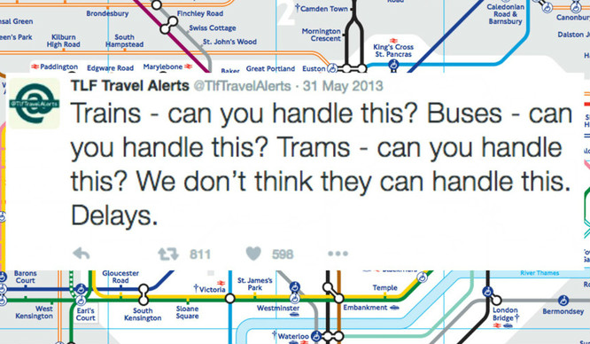 11 Brilliantly Stupid Excuses For Travel Disruptions In London