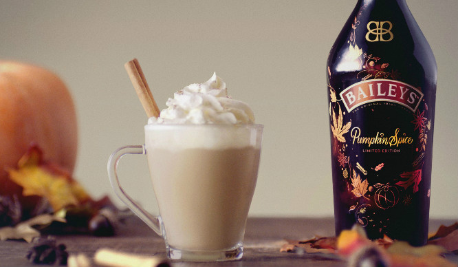 A Baileys Pumpkin Spice Latte Is Coming To London This Autumn