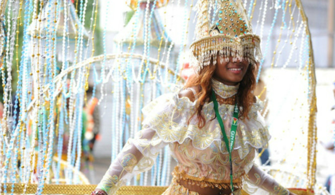 There's Another Carnival Coming To London This Weekend!