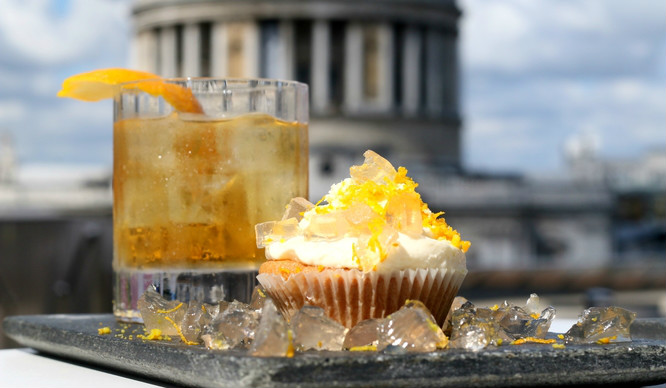 Shake Your Caketails! Where To Find London's Best Cocktail Cupcakes