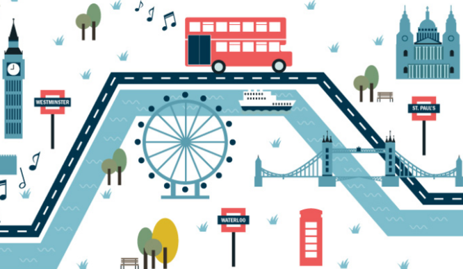What Are Londoners Listening To On Their Way To Work Work Work Work?