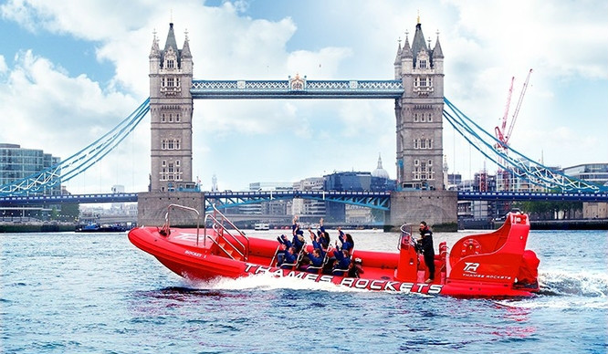 8 Totally Terrific Things To Do Along The Thames
